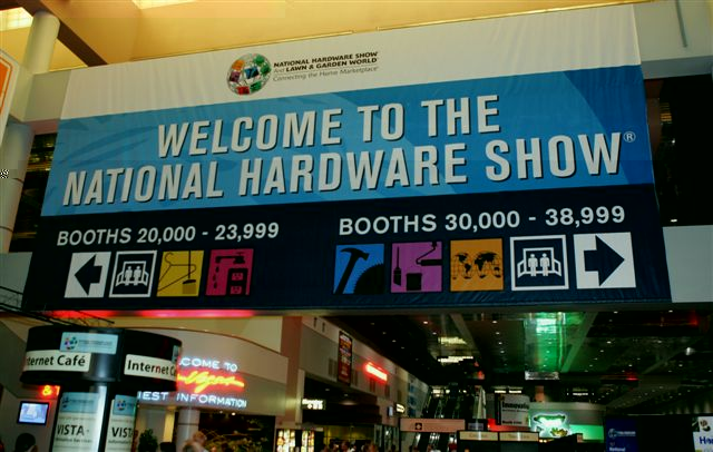 National Hardware Show 2010