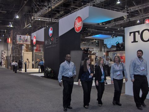 Innovation Direct™ presents additional images from the 2011 Kitchen and Bath Industry Show…