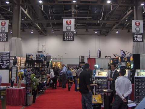 Innovation Direct™ presents additional images from last week's successful National Hardware Show 2011…