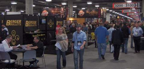 Innovation Direct™ presents the SHOT Show 2012 in pictures…