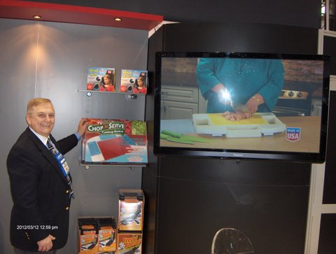 Innovation Direct™ enjoying highly productive International Home and Housewares Show 2012…
