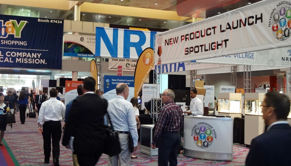 Innovation Direct™ brings you the dynamic diversity of the National Hardware Show in pictures…