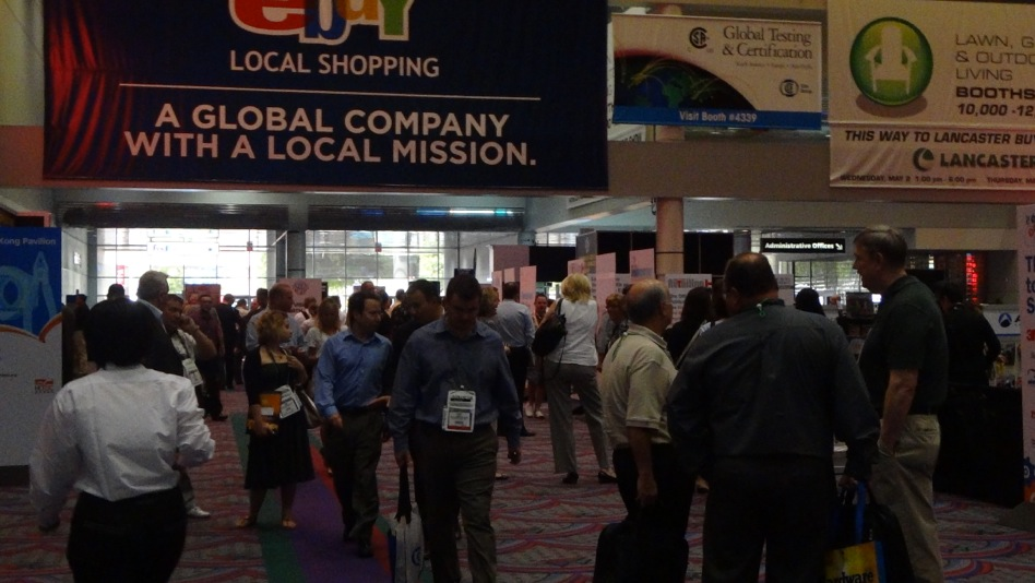 Innovation Direct™ enjoys exciting Day 2 at National Hardware Show 2012…