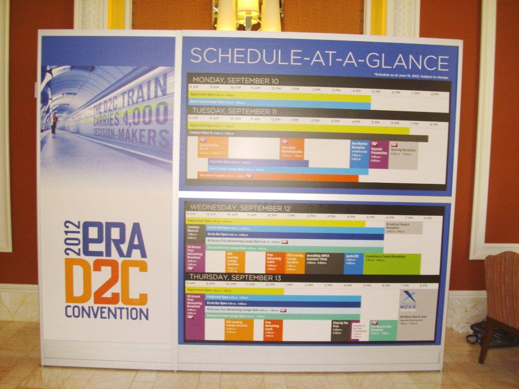 Innovation Direct™ Brings You Additional Sights from 2012 ERA D2C Convention…