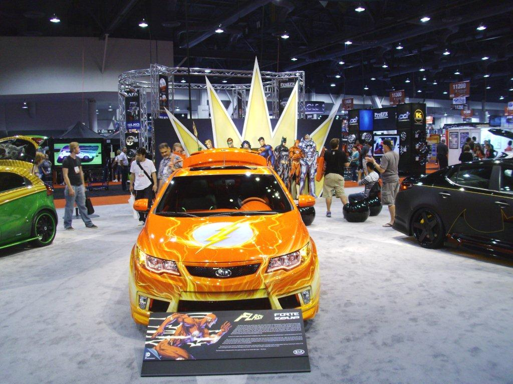 Innovation Direct™ Presents The Many Sights from the 2012 editions of SEMA and AAPEX…