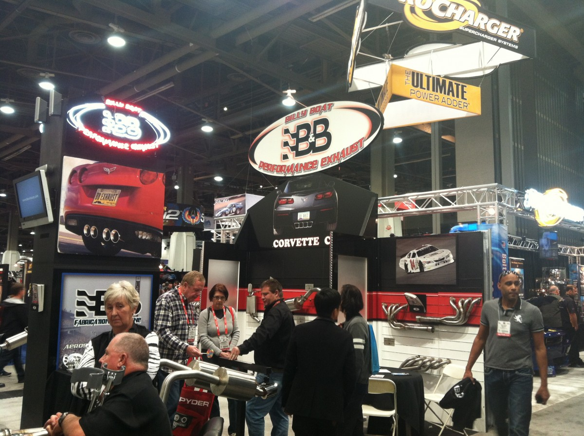 Innovation Direct™ Proudly Presents Many of the Sights from the 2013 Editions of the SEMA and AAPEX Shows…